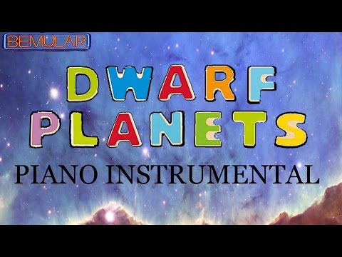 Bemular - Dwarf Planets (instrumental - piano version)