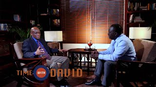 Time with David interview with Seth Terkper #timewithdavid