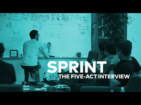 From 'Sprint': The Five-Act Interview