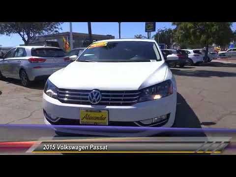 2015 Volkswagen Passat OXNARD,THOUSAND OAKS,VENTURA,SIMI VALLEY,CAMARILLO XC089975