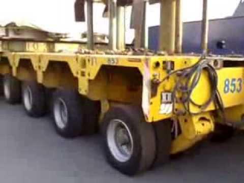 video 2013 06 20 17 27 07 dammam port loading of 230 ton alstom turbine