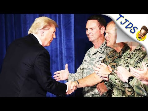 Trump's Base Turns On Him Over Afghanistan