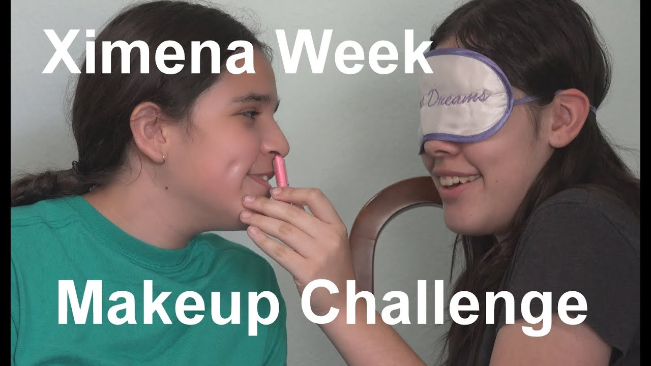 Ximena Week- Makeup Challenge   RainyDayDreamers in 4k CC