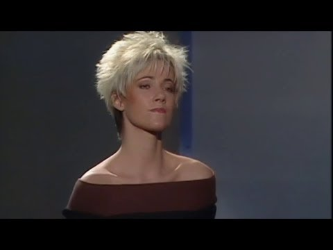 Marie Fredriksson Låt mej andas (Jacobs Stage 17-10-1987)