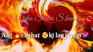 Aag chahat ki lag Jayagi new status