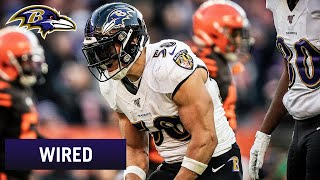 Ravens Wired at Cleveland: Bring Your Own Energy