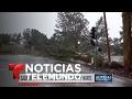 Tormentas castigan Centro y Norte de California | Noticiero | Noticias Telemundo