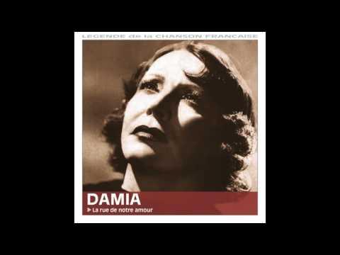 Damia - La guinguette a fermé ses volets