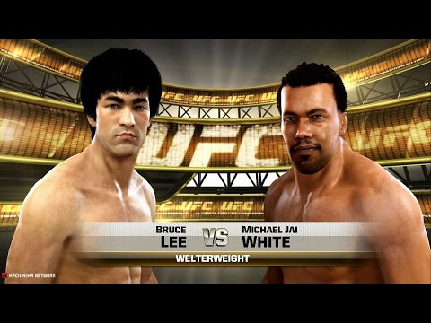 Bruce Lee Vs. Michael Jai White - UFC Fight Of The Century (Xbox One, PS4)
