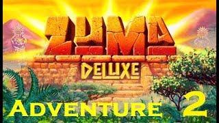 Zuma Deluxe - Adventure Gameplay 2 [final]
