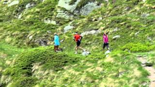 XBionic Courmayeur Mont Blanc Sky Race 2015 - The Spot