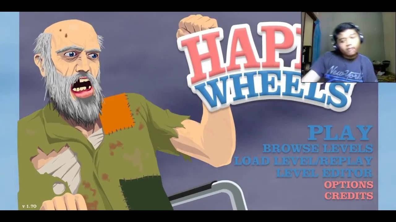 Happy Wheels  Pacar Gue Modar Irfan Jeepong