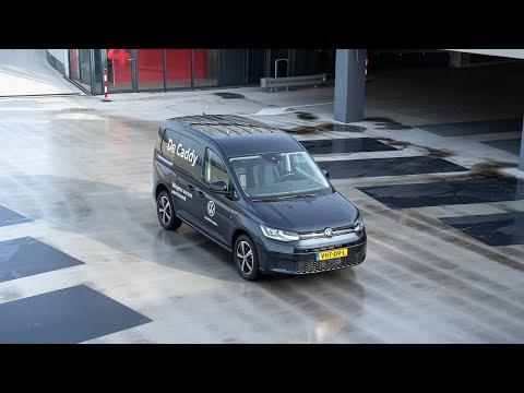 Impressie Volkswagen Caddy Cargo