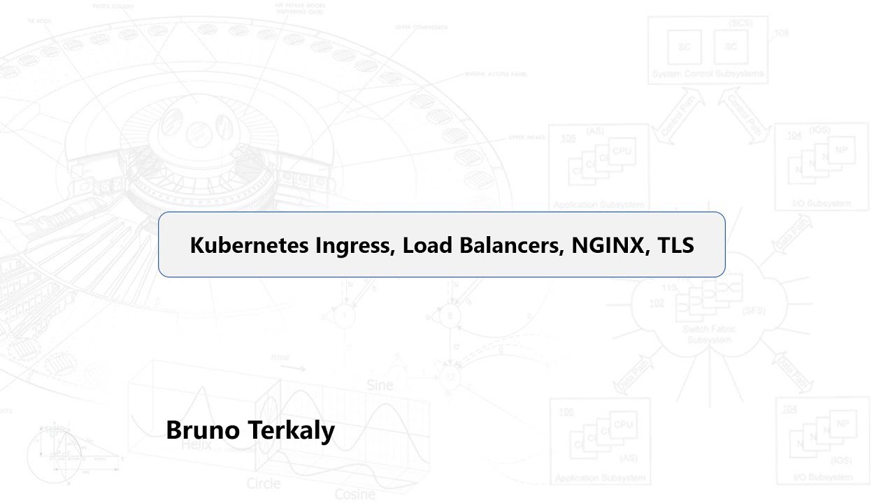 A Thorough Treatment of Implementing Kubernetes Ingress Layer 7 load  balancers using NGINX and TLS