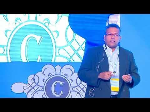 Shyam Sundaram: Head Digital Innovations & Transformation at Bajaj Finance at Cypher 2017
