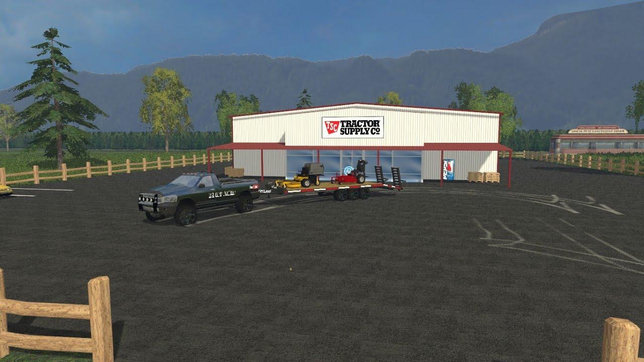 Farming Simulator 15 Lawn Care Ep