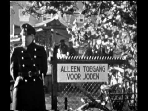 Joodse Markt / Jewish Market - Gaaspstraat 1942 (film)