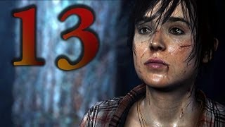 Beyond: Two Souls - Part 13: Briefing / Dragon