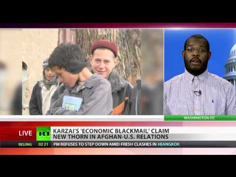 Eugene Puryear exclusive RTTV interview on Afghanistan