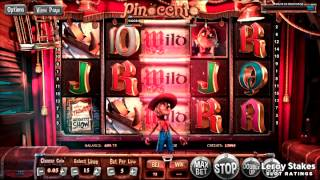 Betsoft - Pinocchio - Bonus Feature Free Spins