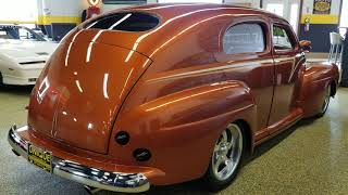 1948 Ford Tudor Sedan Street Rod for sale
