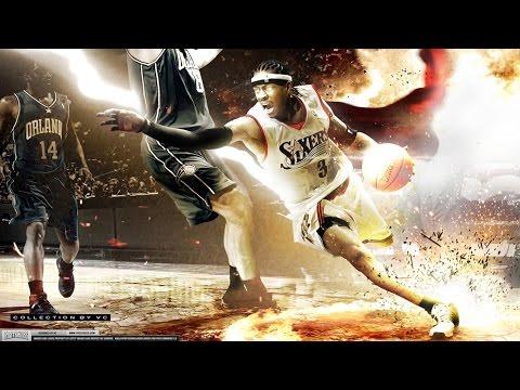 """NBA - Allen Iverson Mix - """"White Iverson"""" ᴴᴰ"""