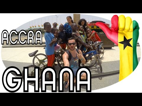 GHANA [Accra] - What would you do in 48h?