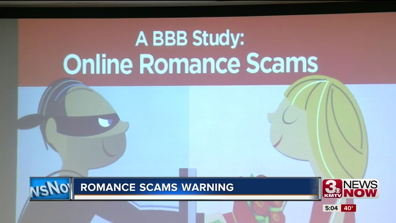 How do i report an online dating scammer