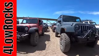 Salton Sea with the San Diego Jeep Club - March 2018