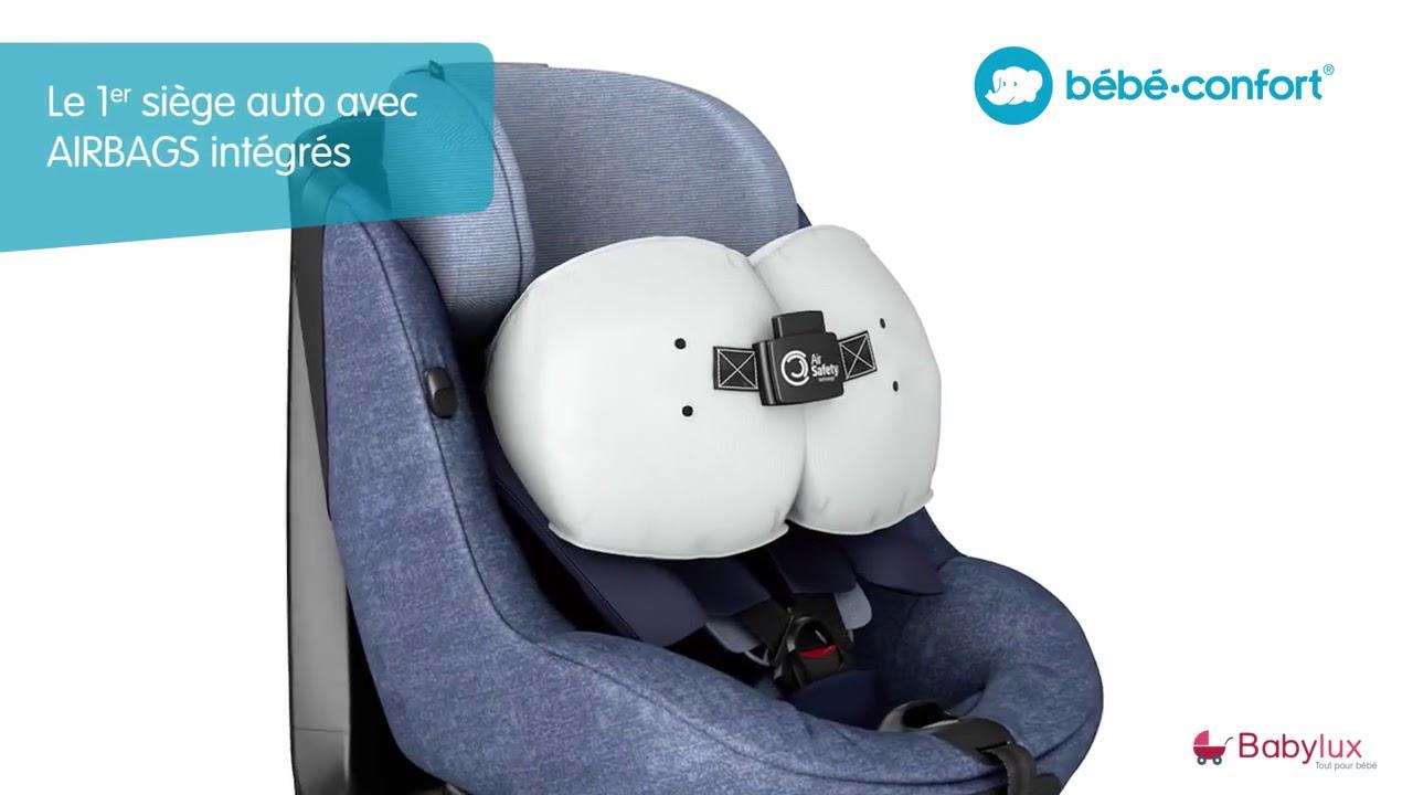 si ge auto airbag axissfix air de b b confort maxi cosi pr sentation youtube. Black Bedroom Furniture Sets. Home Design Ideas
