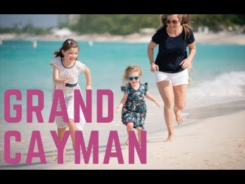 Inside a Relaxing Family Vacation at the Westin Grand Cayman