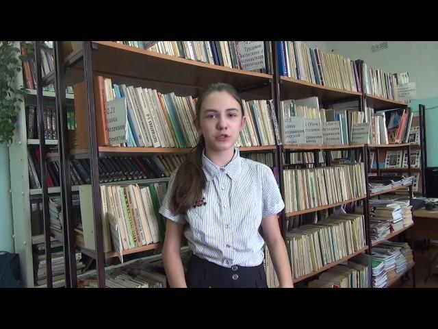 Изображение предпросмотра прочтения – ЕлизаветаСинякова читает произведение «Школа» (Ильина Галина)