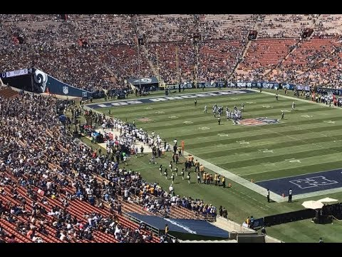 LA Not Selling Out Rams or Chargers Games, So I Have to Rant