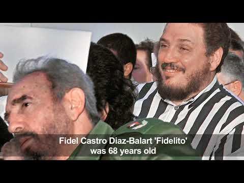 Fidel Castro's eldest son commits suicide – Cuba state media