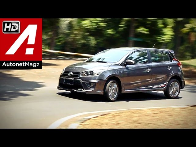 Toyota Yaris Trd 2017 Indonesia Panjang Grand New Avanza View Test Drive Sportivo 2014 By Autonetmagz Zigwheels