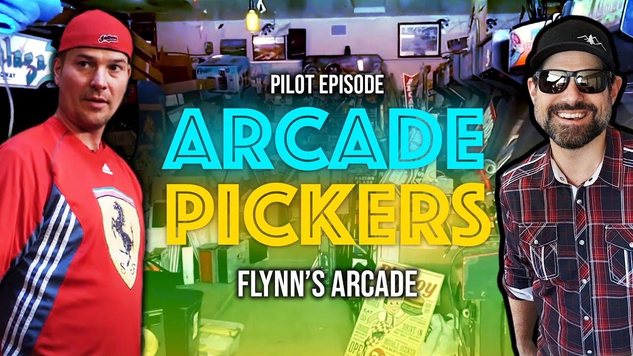 Arcade Pickers (S1 E1): Flynn's Arcade