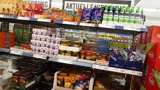 русские продукты в немецком магазине жизнь в германии
