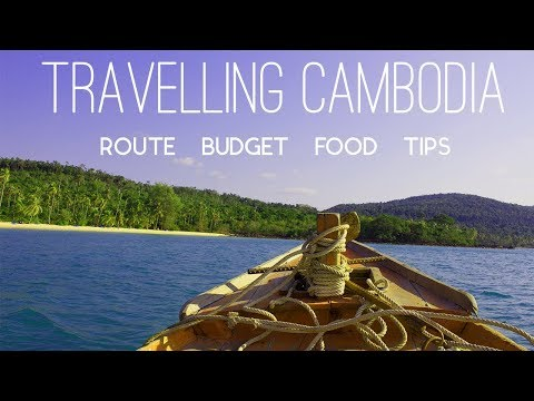 Cambodia Travel Cost And Travel Guide