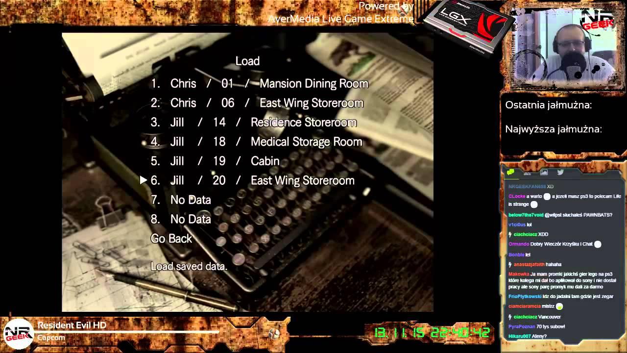 Resident Evil 6 Stream Hd