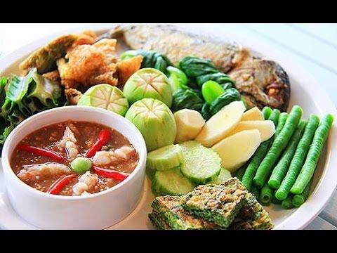 How to make Kapi Thai food