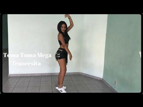 Toma Toma Mega francesita | Zumba Coreografia