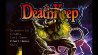 DeathKeep walkthrough part 01 (Ice Cavern)