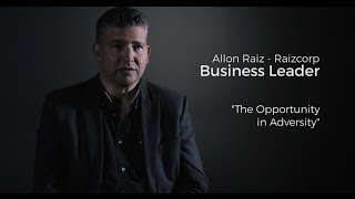 Allon Raiz: Business Leadership Insight #2