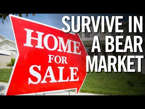 HOW TO SURVIVE A BEAR MARKET ? Stock Market Crash Course!