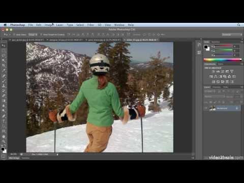 Auto Color Correction in Adobe Photoshop CS6