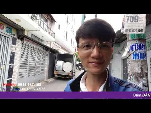 Chính chủ Bán nhà quận Tân Bình dưới 5 tỷ, Hẻm xe hơi đường Cống Lở phường 15 Tân Bình 2020