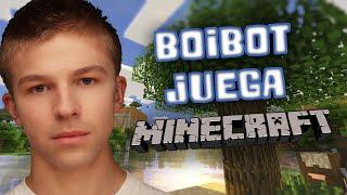 BoiBot Juega al MINECRAFT | Mago Estudios