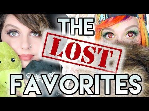 THE LOST FAVORITES ft. Poletti Twins  BarkBox, My Favorite Murder, BlackMilk Hogwarts Collection