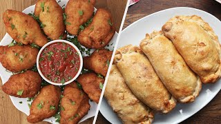 5 Delectable & Mouth-Watering Calzone Recipes • Tasty