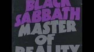 black sabbath - master of reality song 6